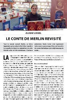 Article Elodie Loisel Auteur