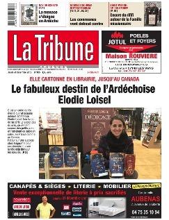 La tribune Elodie Loisel auteur